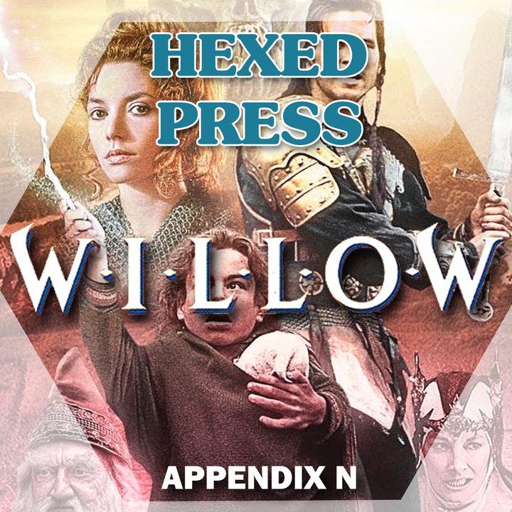 "My D&D Appendix N: ""Willow"""