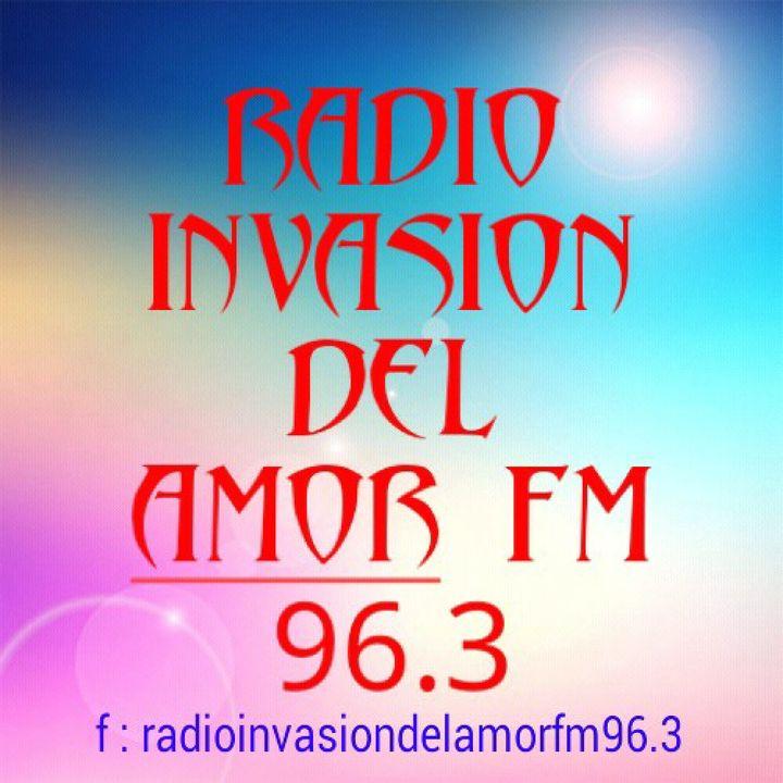Radio Invasion Del Amor 96.3