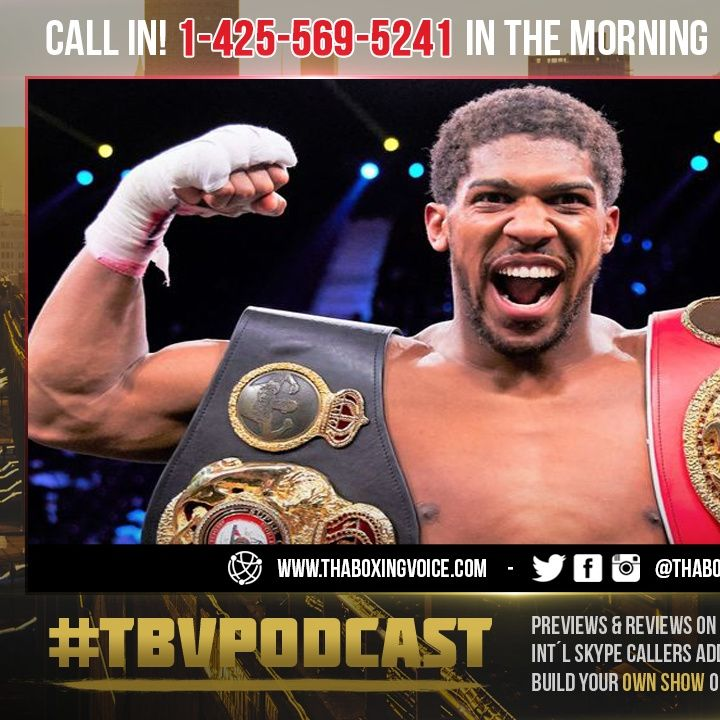 """☎️Anthony Joshua Reveals Negotiations 😱""""Curveball Offer"""" To TEMPT Wilder to Scrap 3rd Fight vs Fury🤔"""