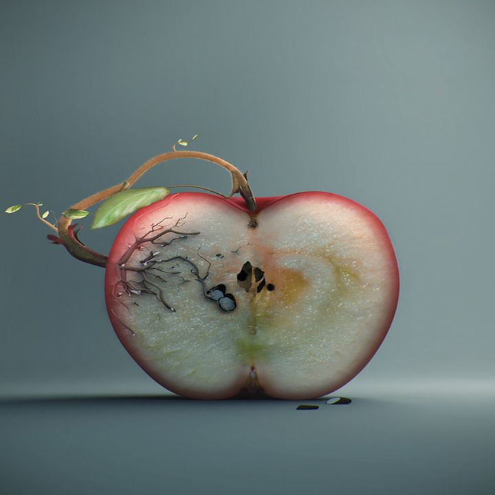 An Apple With The Trees: Parenting Episode