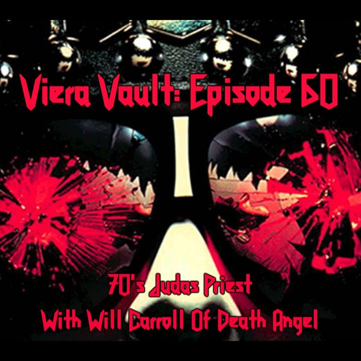 Episode 60: Judas Priest Discography With Will Carroll of Death Angel Part One: The 70's