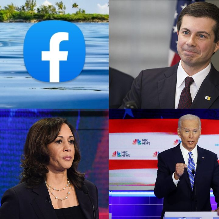 Podcast 44: Facebook Banning Anti-Voting Ads and Democratic Debate