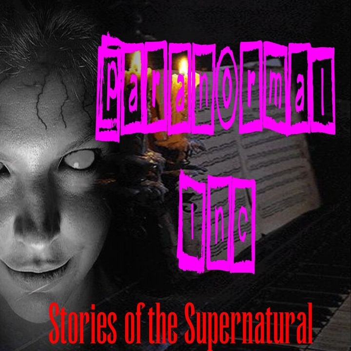 Paranormal Inc   Interview with Rich Newman   Podcast