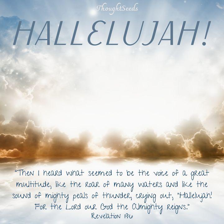 Episode 149: Hallelujah!