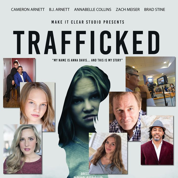 """A Group Discussion with the Cast and Crew of """"Trafficked"""" -Part 2"""