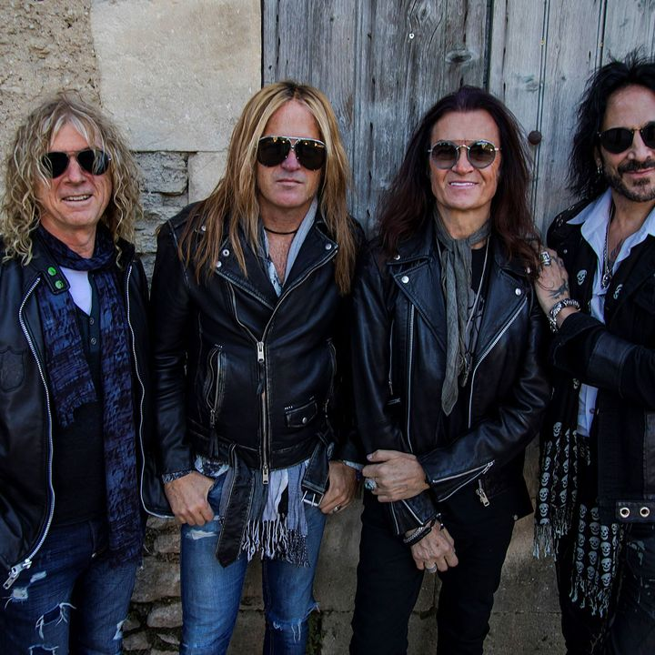 """Standing On """"Holy Ground"""" With THE DEAD DAISIES"""
