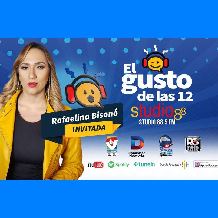 Episodio 117 - 10 Diciembre 2019 - Rafaelina Bisono