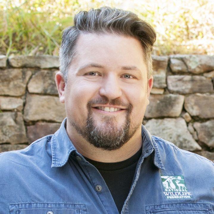 Big Blend Radio Interview: NWF Naturalist David Mizejewski – Spring Gardening for Wildlife