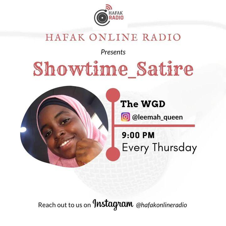Showtime Satire Episode 16