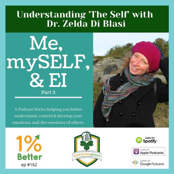 Me, mySELF, & EI Part 3 - Understanding 'The Self' with Dr. Zelda Di Blasi - EP162