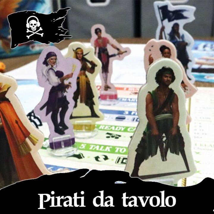 27 - Pirati da tavolo, con Triangolo Nerdangolo