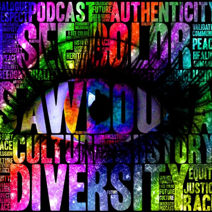 """Episode 22 - """"I See Color-Outside The Lines""""  with Kyle Moncure"""