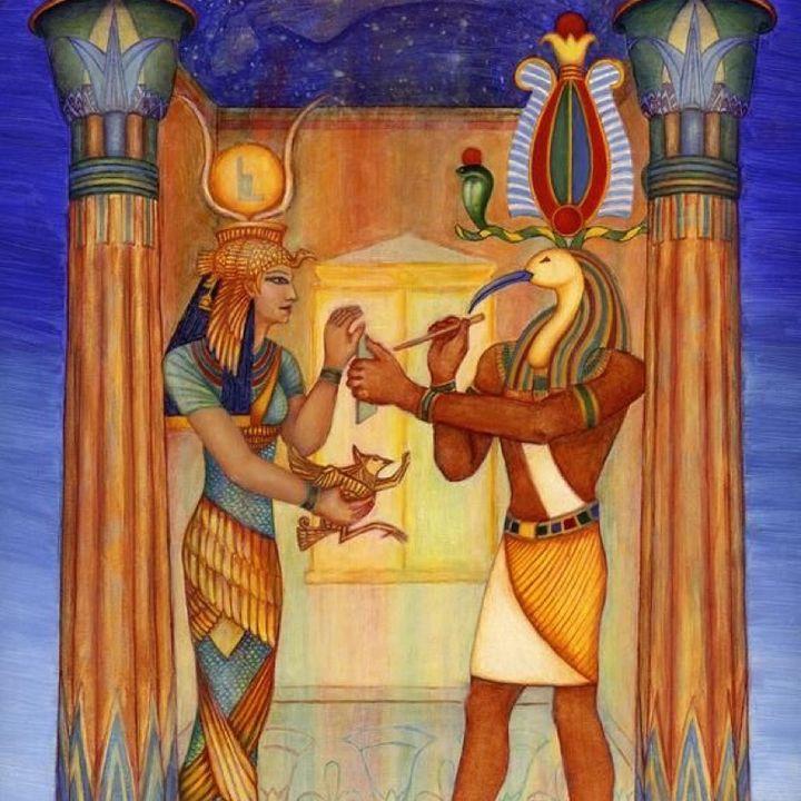 Tavola V di Thoth - L'abitante di Unal [lettura e commento]