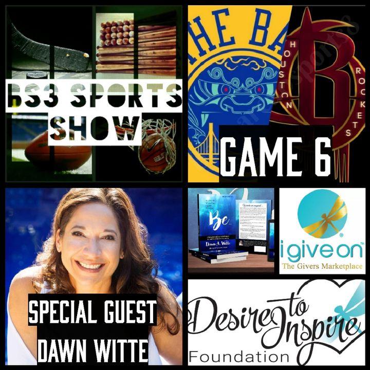 "BS3 Sports Show - ""#DubNation vs #RunAsOne Just Got Interesting"""