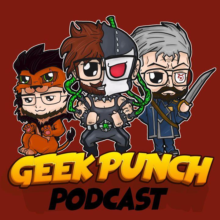Geek Punch - Ova 2 - Villanos - ¿Mi Negan es negro?