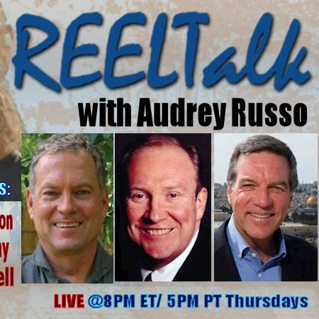 REELTalk: LTC Buzz Patterson, Andrew McCarthy and Chris Mitchell direct from Jerusalem