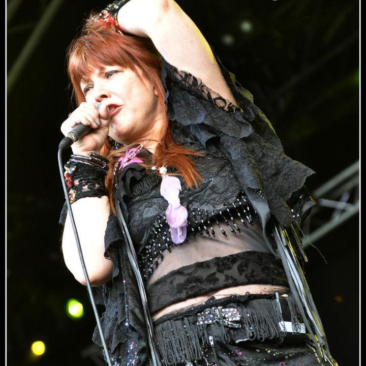 Big Blend Radio: Vocalist Sonja Kristina of Curved Air
