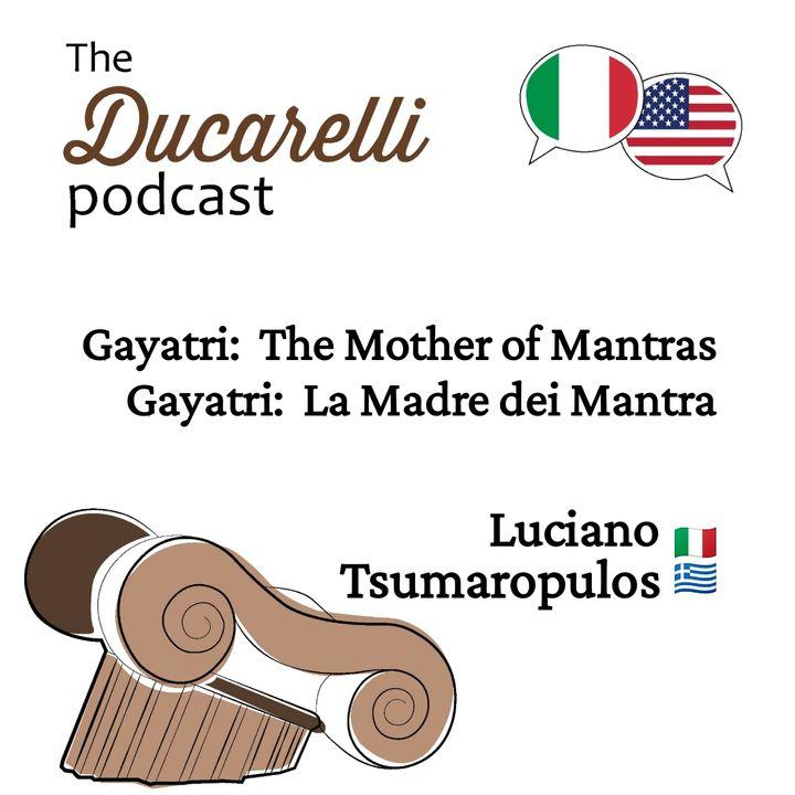 Gayatri The Mother of Mantras La Madre dei Mantra con Luciano Tsumaropulos AAA