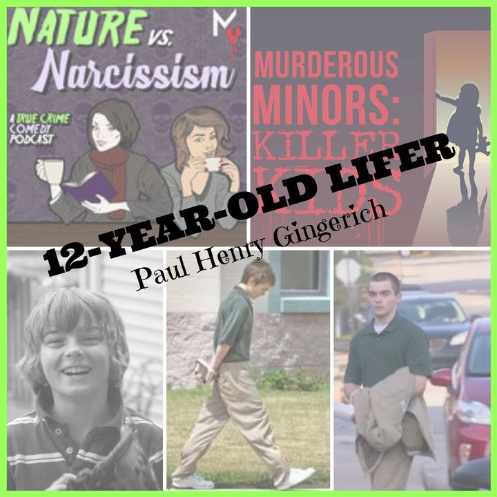 12-Year-Old Lifer (Paul Henry Gingerich - Colt Lundy) ~ Nature vs Narcissism ft. warbaby