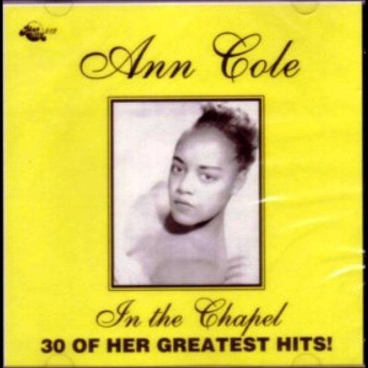 50's Female R&B - Black R&R _ I'VE GOT A LITTLE BOY - Ann Cole [Baton #237] 1957