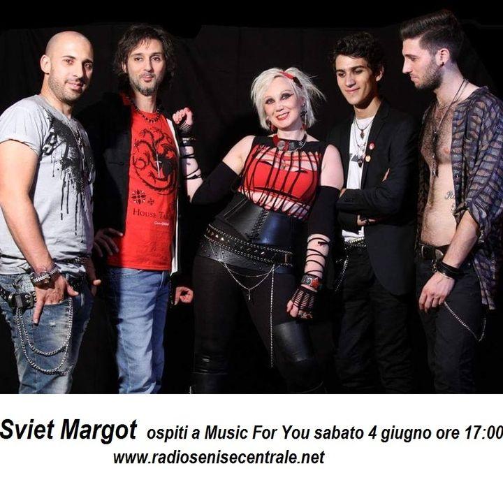 Sviet Margot Intervista con Tiziana Giudici