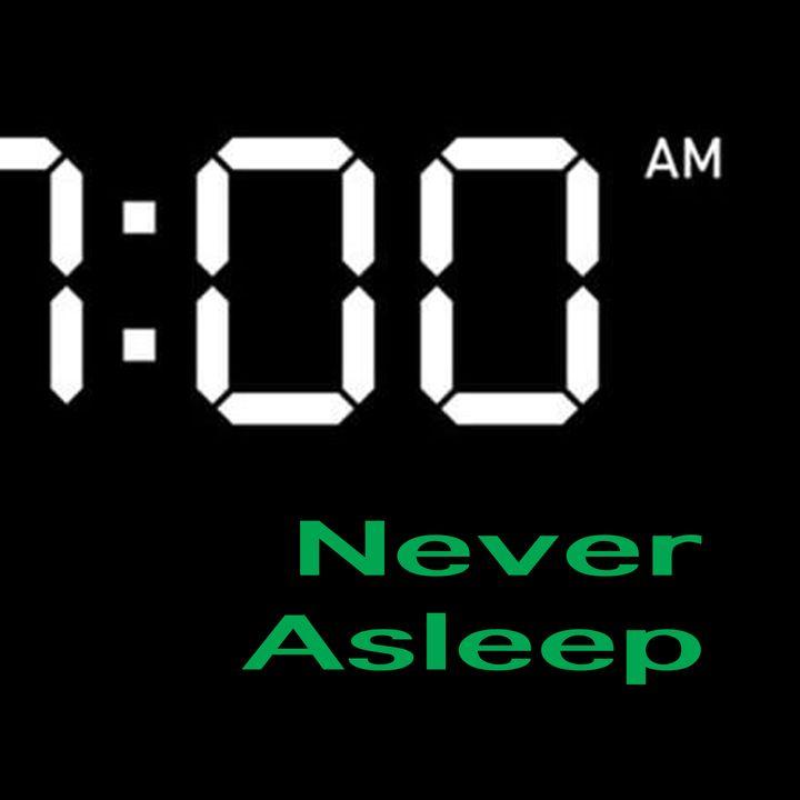 Psalm 121, Never Asleep