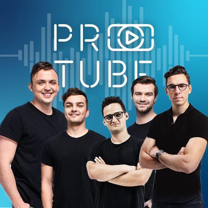 #1 - Jak wybić się na YouTube? - Robert Pasut, Olek Wandzel, Tomek Szambelan