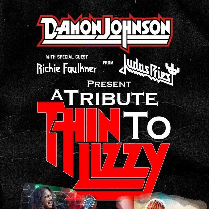 The Rock n Ragni Show #32 w/ Damon Johnson