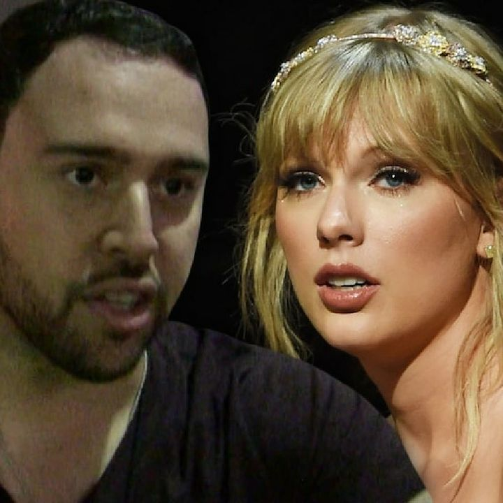 Taylor Swift Still Crying Over Scooter Braun And Her Masters Let's Talk!😂🌋