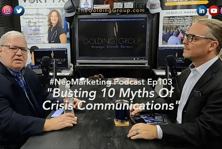 Busting 10 Myths of Crisis Communications