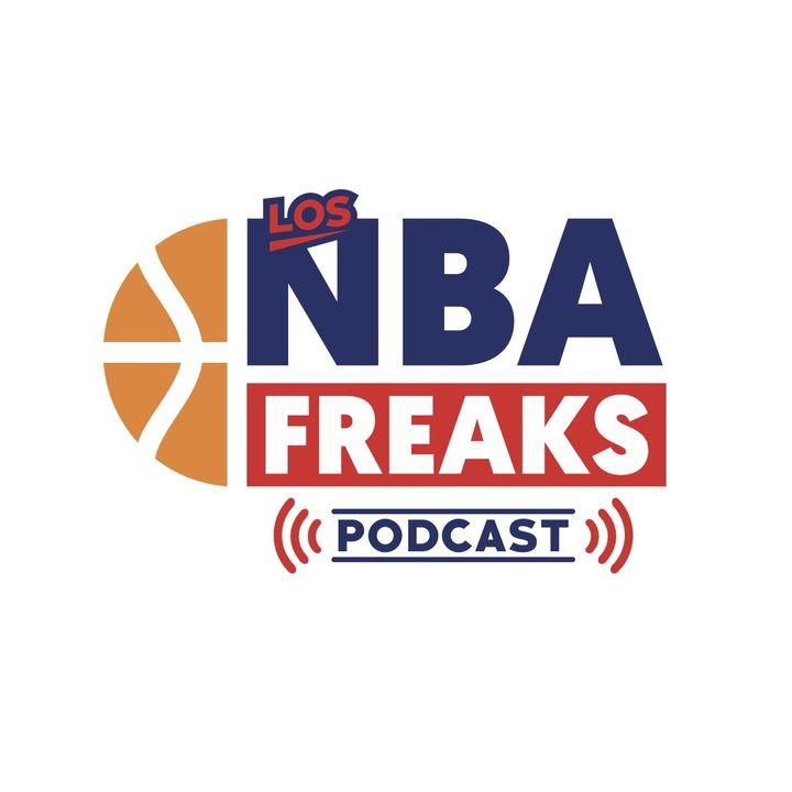 ¿Nets los favoritos al campeonato con Blake? ¿Por qué el odio a los Utah Jazz? All-Star, Fantasy y más | Los NBA Freaks Podcast (Ep. 205)