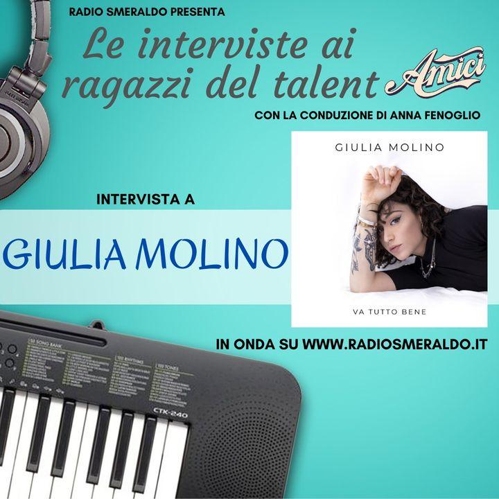 Giulia Molino | Le Interviste ai ragazzi di Amici