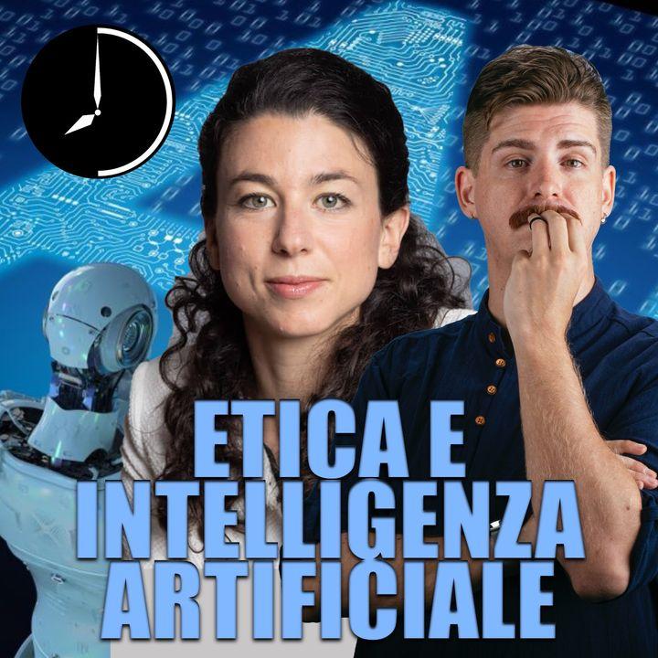 Quale Etica per l'Intelligenza Artificiale? Con Giulia Pastorella