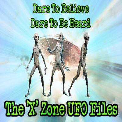 XZUFO: Marc St. Germain – MUFON Author and UFO Investigator
