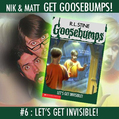 #6: Let's Get Invisible!