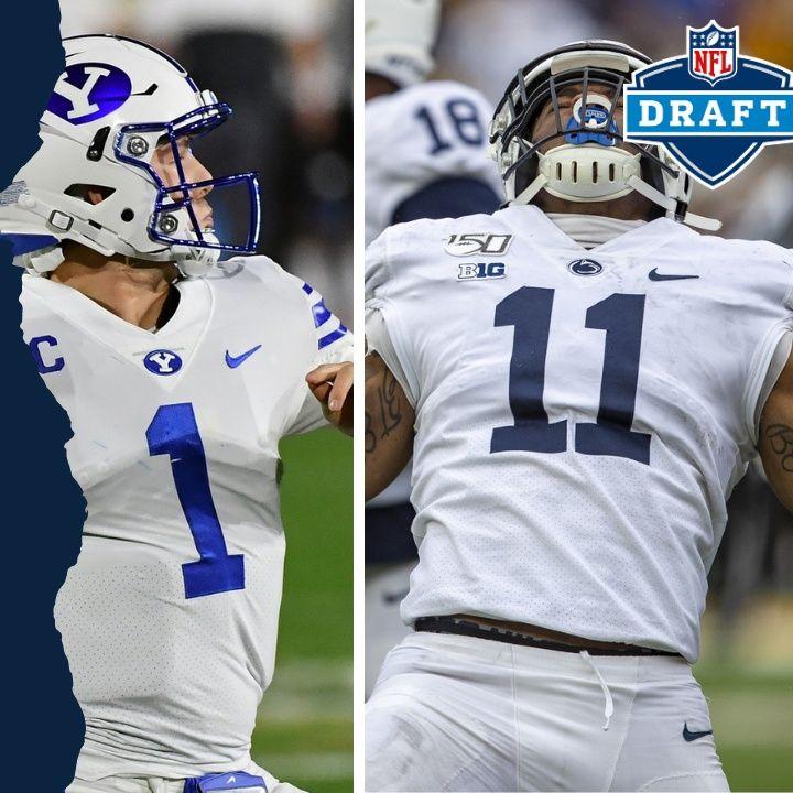 HU #612: Mile High Huddle's 2021 NFL Draft Primer | Round 1