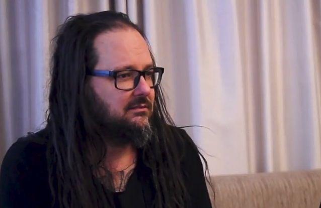 DOMKcast with Jonathan Davis of Korn
