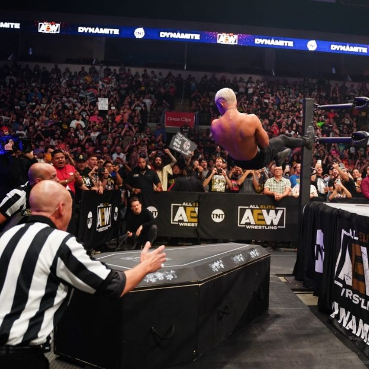 AEW Dynamite FYTER FEST Night 1 Review: Hangman CALLS OUT Omega