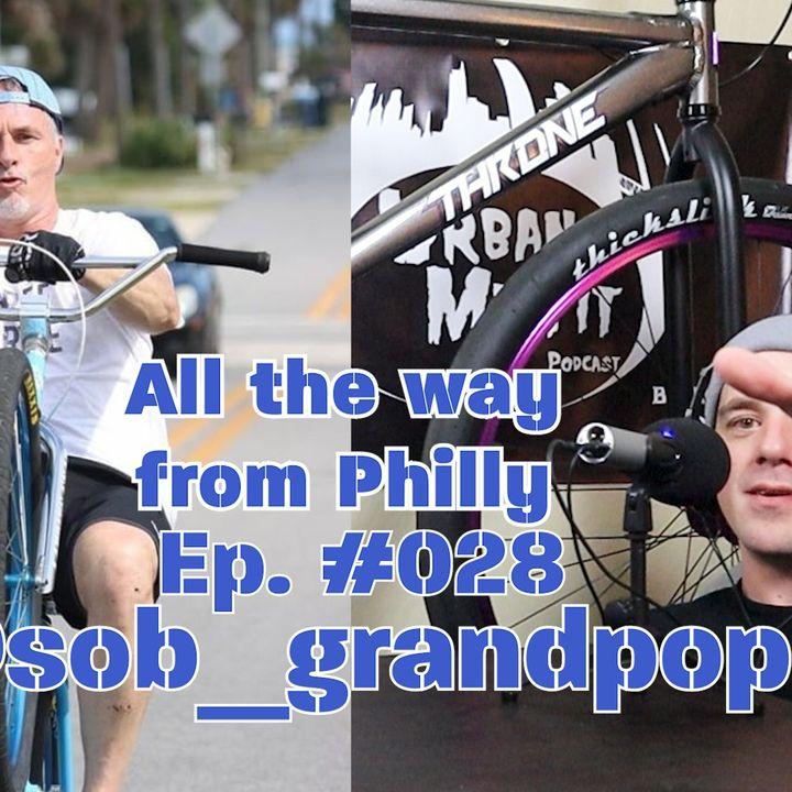 UMP Bikelife Ep. #028 | Neil Aka SOB Grandpop | 50yrs young doing wheelies!