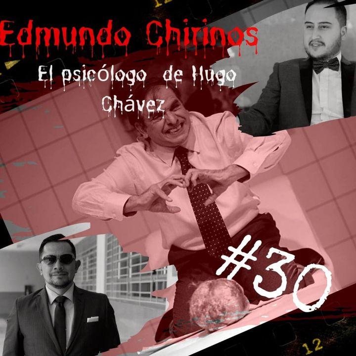 EDMUNDO CHIRINOS    SANGRE EN EL DIVAN    PSICOLOGO DE PRESIDENTES Y ASESINO