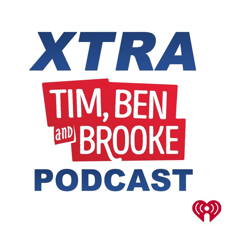 XTRA TBB: the podcast giving you Extra Tim Ben & Brooke