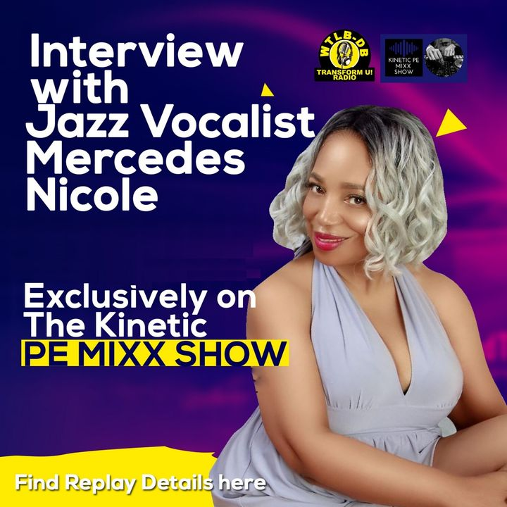 Happy and Vibrant Calling of American Blues and Jazz with Mercedes Nicole