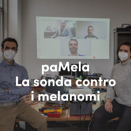 PaMela, una sonda acustica contro i melanomi