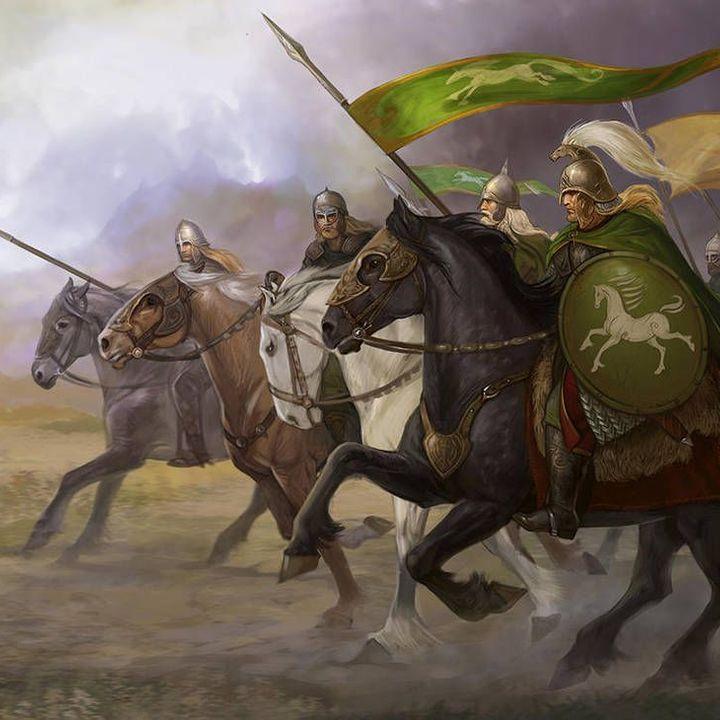 15. L'addio di Boromir. I cavalieri di Rohan