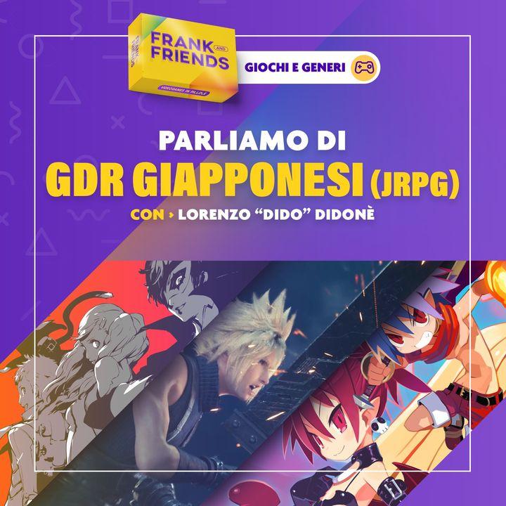 "JRPG - Giochi di Ruolo Giapponesi - con Lorenzo ""Dido"" Didonè"