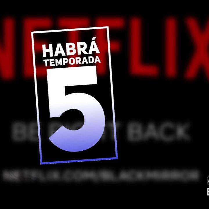 Habrá 5a temporada de Black Mirror