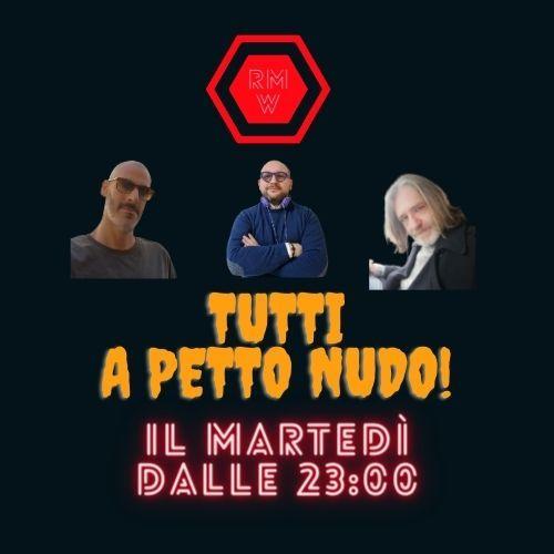 Titti a Petto Nudo puntta del 13/04/2021 - Primo Tempo