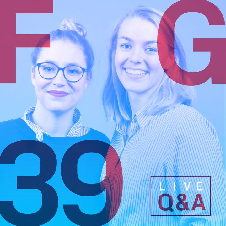 Live Q&A ep.39 /with FemGems Theo Kauffeld & Louisa Wiethold
