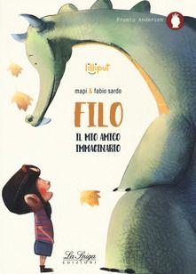 Audiolibri per bambini - Filo il mio amico immaginario (Fabio Sardo) www.radiogiochiecolori.it