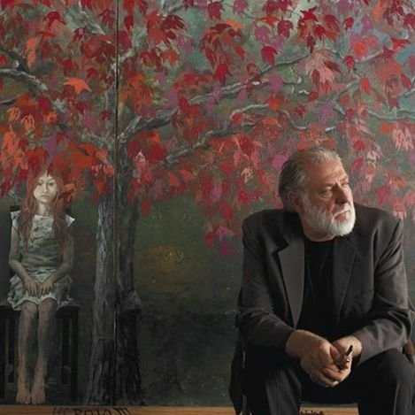 NOCHE DE LETRAS 2.0 #91, con Eugenio Cuttica (pintor)